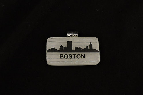 L034 Boston Skyline Pendant