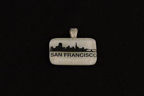 L017 San Fransisco Skyline Pendant