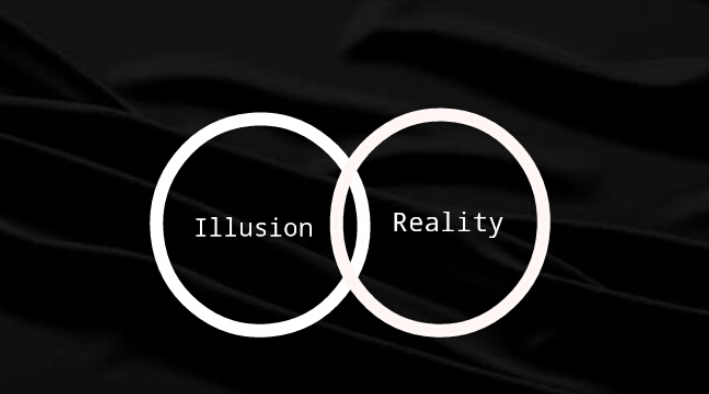 This is all an illusion.