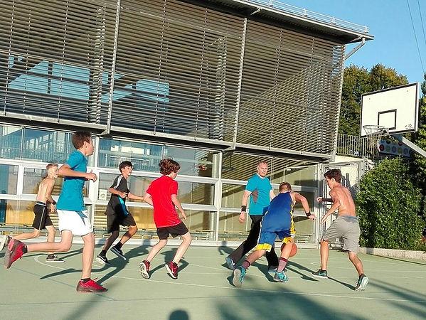 Le Mont Basket / LMBC / Basket Le Mont