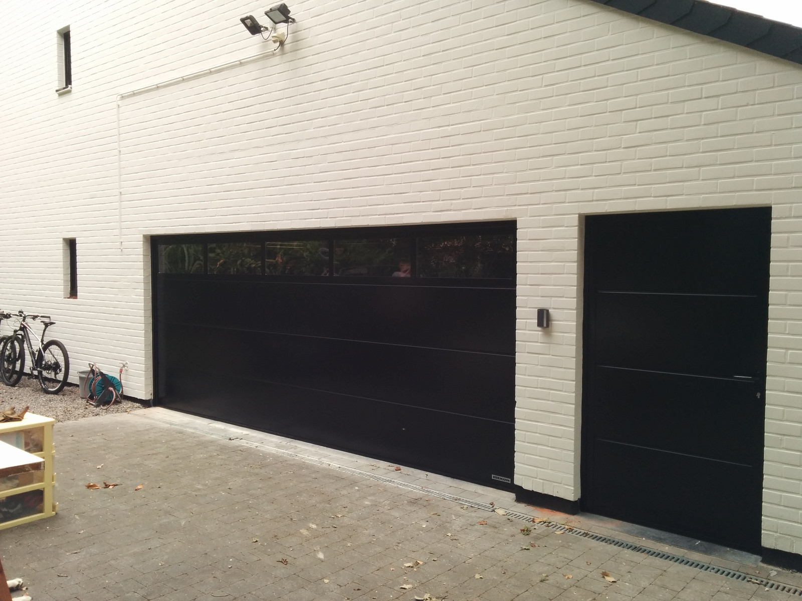 Portes De Garage Hörmann Grez Doiceau Id Door Services