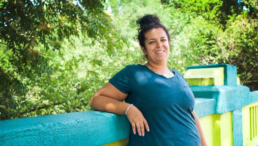 Blue Water Baltimore Profile: Christina Delgado