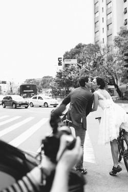 nosso primeiro casamento