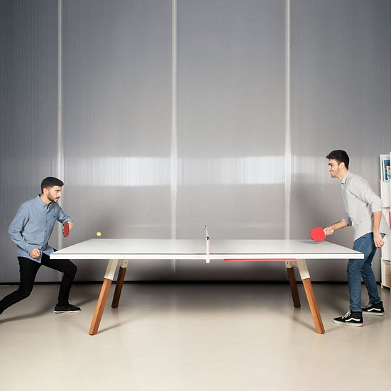 YOU AND ME 220 - Table de Ping Pong