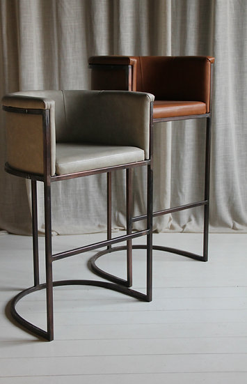 POPOL - Chaise de Bar