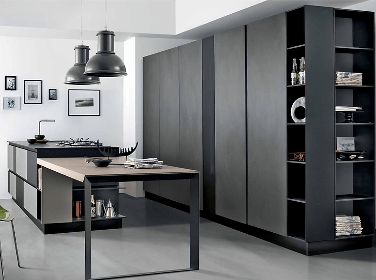 HIGH DESIGN - Meubles de cuisine