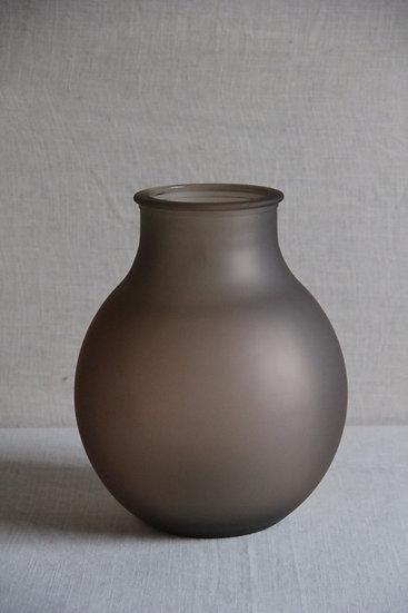 Vase BELLY BROWN
