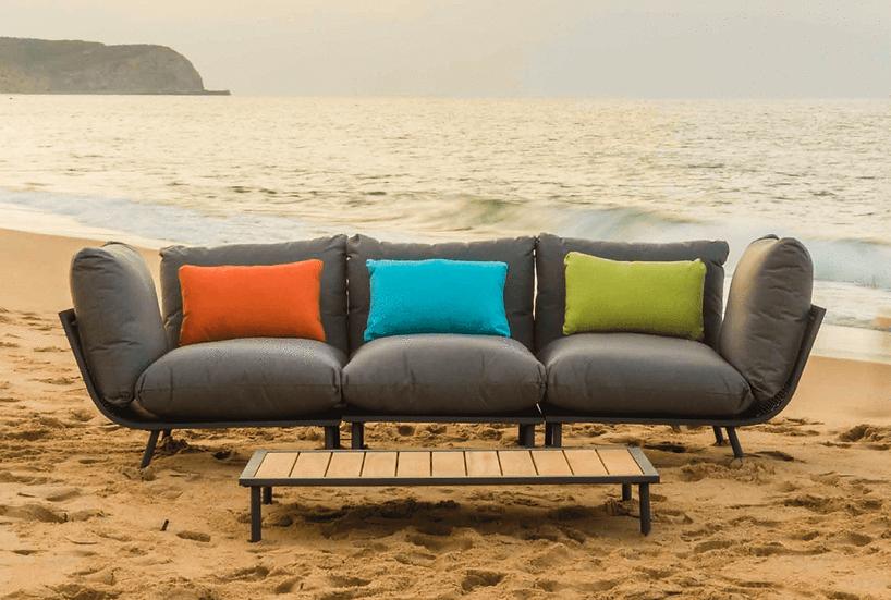 Modules Beach Lounge - Canapés extérieur