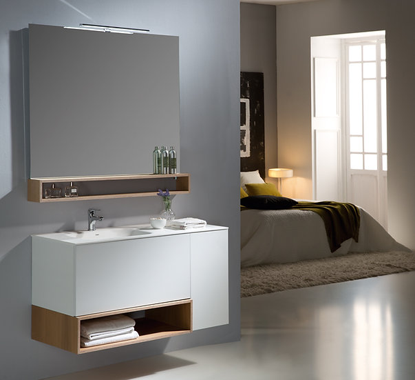 BOXY - Meubles de salle de bain
