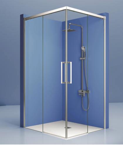 VISION 400  - Paroi de douche