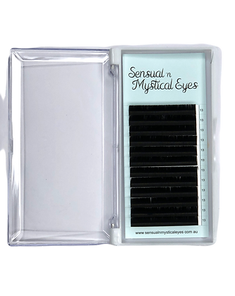Individual lashes 100% Korean Silk