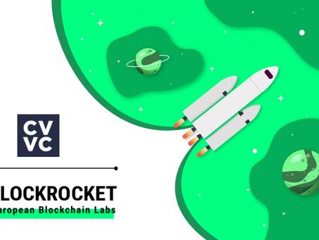 CV VC accelerates blockchain as BLOCKROCKET member