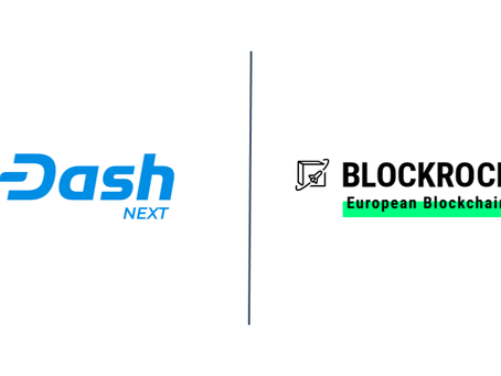 Dash NEXT accelerates blockchain as BLOCKROCKET member