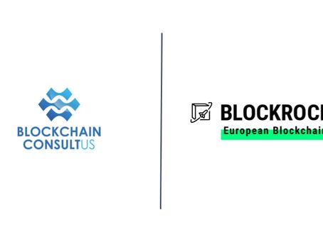 Blockchain ConsultUs accelerates blockchain as BLOCKROCKET member