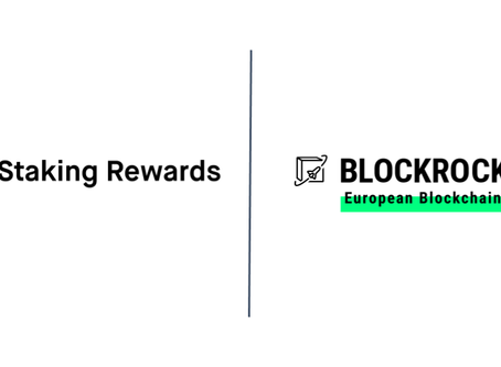 Staking Rewards accelerates blockchain as BLOCKROCKET member