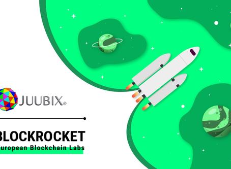 JUUBIX accelerates blockchain as BLOCKROCKET member