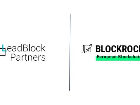 LeadBlock Partners accelerates blockchain as BLOCKROCKET member