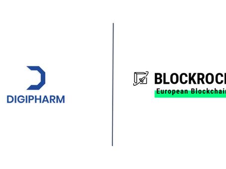 Digipharm accelerates blockchain as BLOCKROCKET member