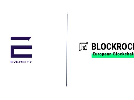 Evercity accelerates blockchain as BLOCKROCKET member