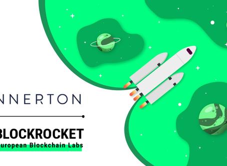 Annerton accelerates blockchain as BLOCKROCKET member