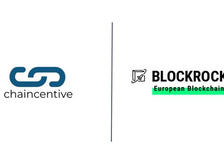 chaincentive accelerates blockchain as BLOCKROCKET member