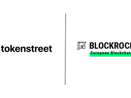 tokenstreet accelerates blockchain as BLOCKROCKET member