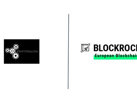 KryptoNauten UG accelerates blockchain as BLOCKROCKET member