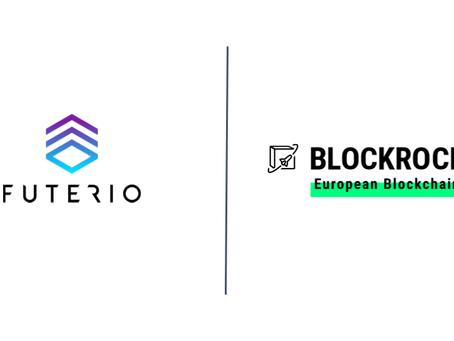 Futerio accelerates blockchain as BLOCKROCKET member