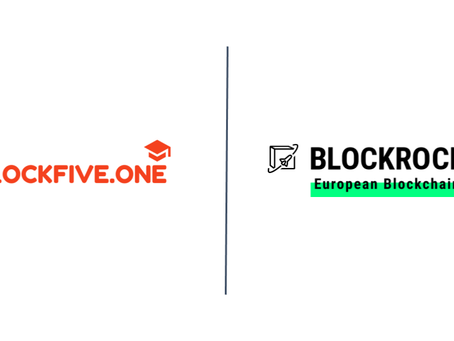 BLOCKFIVE.ONE accelerates blockchain as BLOCKROCKET member
