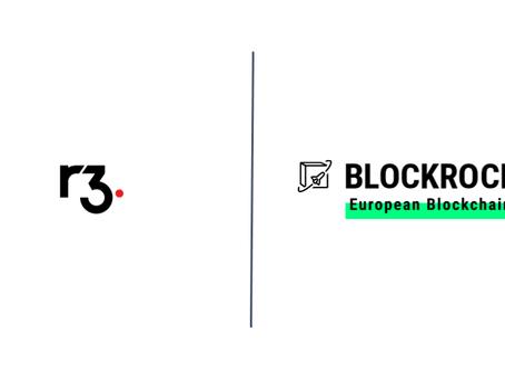 R3 accelerates blockchain as BLOCKROCKET member