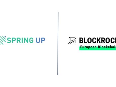 Spring up Capital accelerates blockchain as BLOCKROCKET member