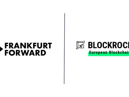 Frankfurt Forward accelerates blockchain as BLOCKROCKET member
