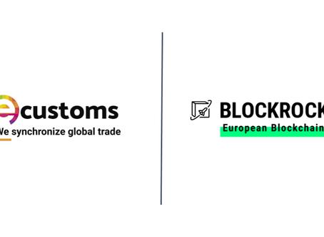 My Ecustoms accelerates blockchain as BLOCKROCKET member