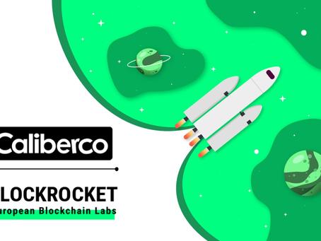 Caliberco accelerates blockchain as BLOCKROCKET member