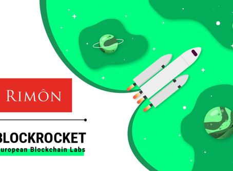 Rimon accelerates blockchain as BLOCKROCKET member