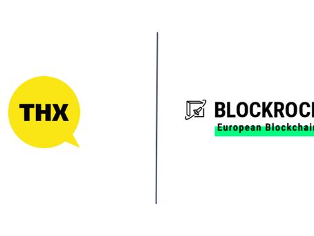 THX accelerates blockchain as BLOCKROCKET member