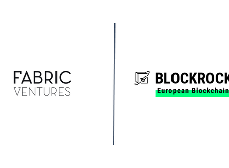 Fabric Ventures accelerates blockchain as BLOCKROCKET member