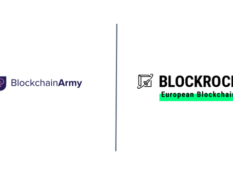 BlockchainArmy accelerates blockchain as BLOCKROCKET member