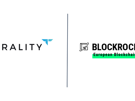 Trality accelerates blockchain as BLOCKROCKET member