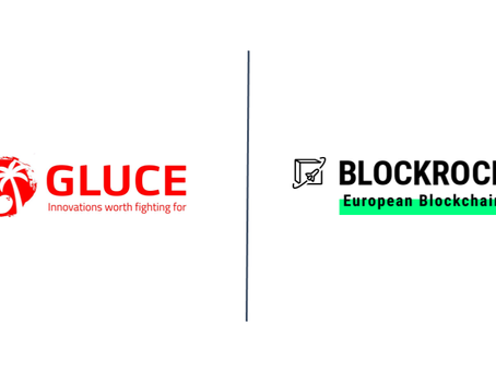 GLUCE accelerates blockchain as BLOCKROCKET member