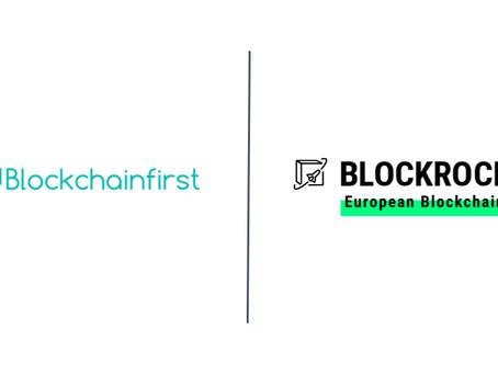 Blockchainfirst accelerates blockchain as BLOCKROCKET member