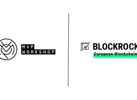 MVP Workshop accelerates blockchain as BLOCKROCKET member