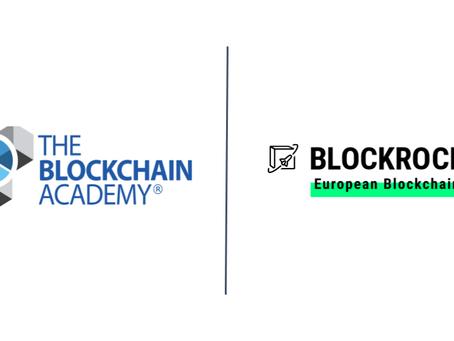 The Blockchain Academy® accelerates blockchain as BLOCKROCKET member