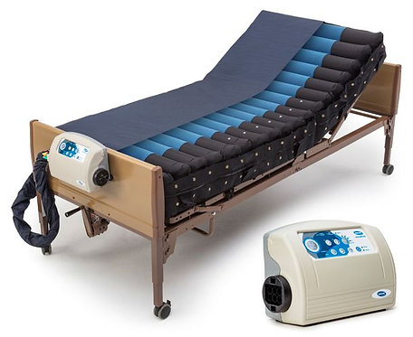 Invacare microAIR MA600 Alternating Pressure Low Air Loss Mattress with Pump