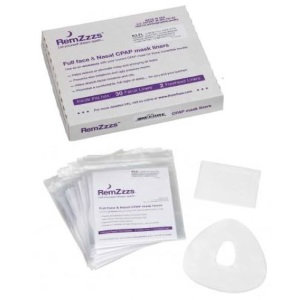 RemZzzs Hospital Mask Liners Kit - Small Nasal Liner