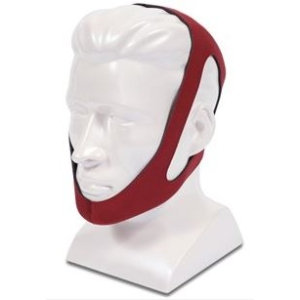Tiara Topaz Adjustable Chin Strap - Extra Large