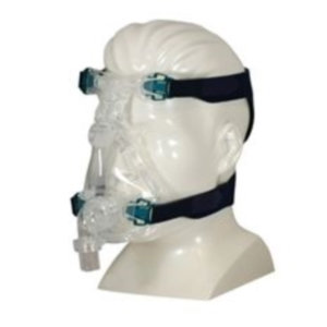 Ultra Mirage™ Full Face Mask with Headgear - Small Shallow