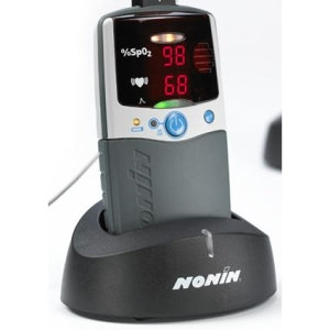 Nonin Pulse Oximeter Universal Charger Stand