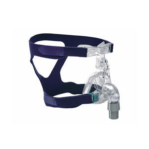 Ultra Mirage™ Full Face Mask with Headgear - Large Standard