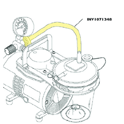 Suction Tubing with Filter